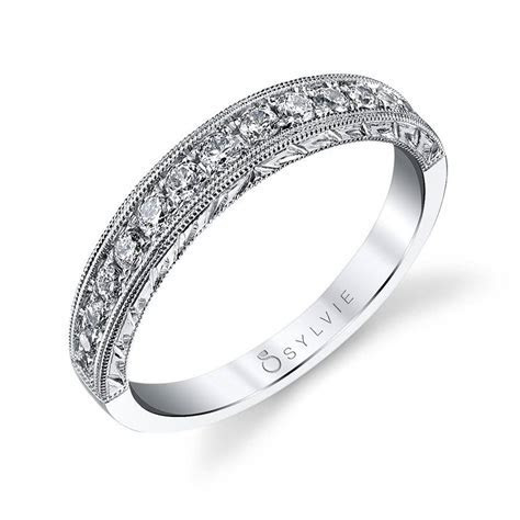 Vintage Wedding Bands & Rings   Sylvie Collection
