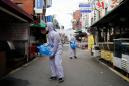 South Koreans told to stay home as coronavirus infections surpass 3,100
