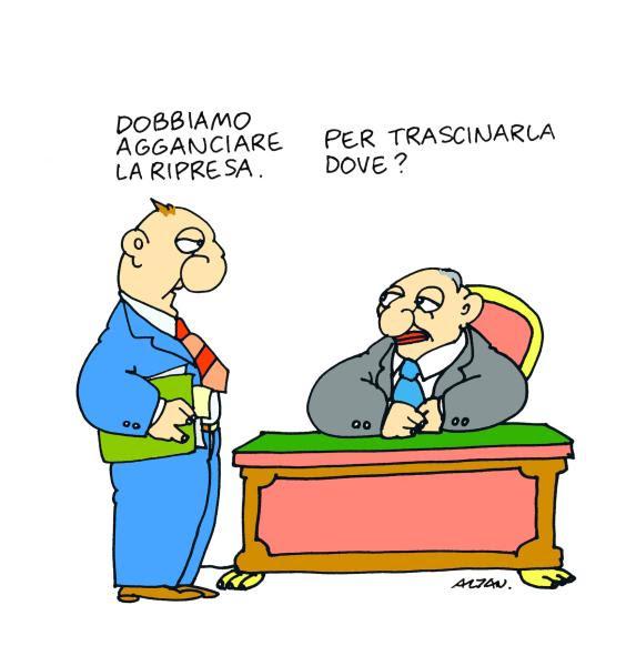 Vignetta di Altan numero 13