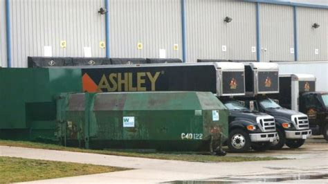 ashley furniture opens distribution center  normal