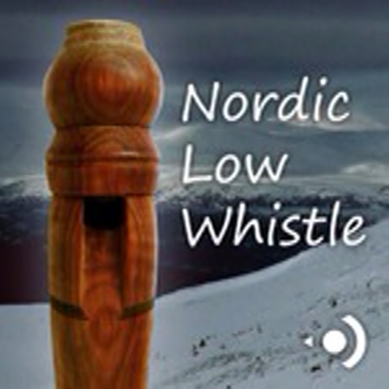Nordic Low Whistle