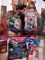 Altered Art Circus! Inside Preview!