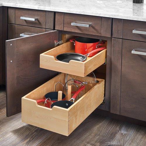 """Standard Drawer for 24"""" Cabinet W/ Blum Slides 4WDB4-PIL ..."""