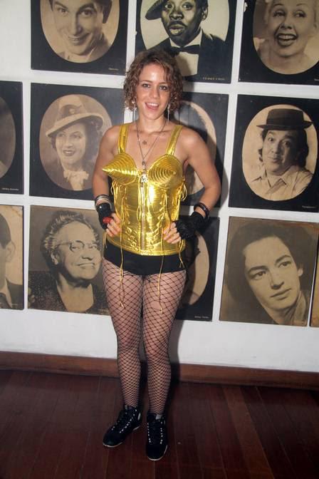 Leandra Leal arrasou de Madonna