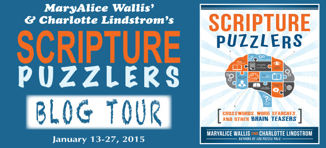 Scripture Puzzlers blog tour