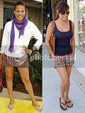 Style Verdict: Summer Plaid Short Shorts