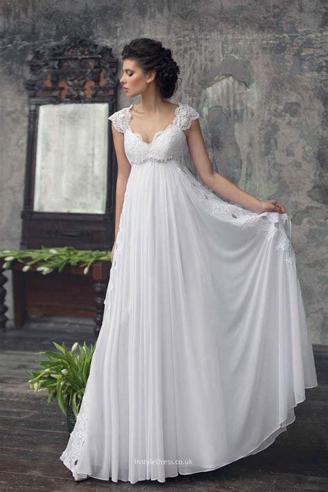 Best 25  Empire style wedding dresses ideas on Pinterest