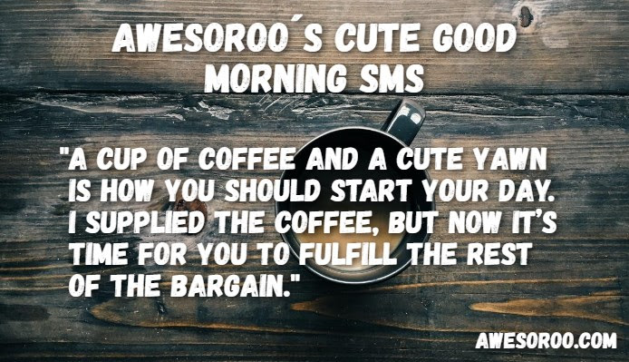 130 Really Cute Good Morning Text Messages For Her Jan 2019