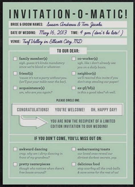 funny wedding invitation 01 (432×599)   Funny Save the