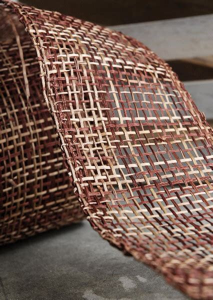 Brown Abaca Ribbon
