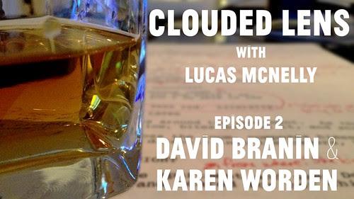 clouded lens david and karen