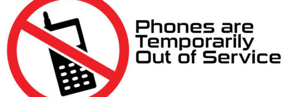 Phone Outage 610x201
