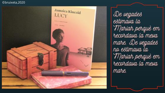 Lucy. Jamaica Kincaid