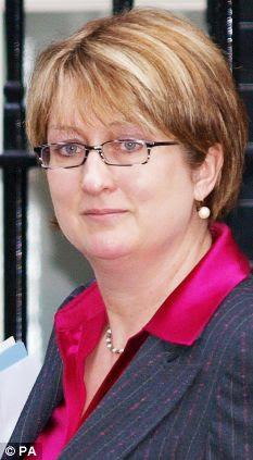 Combating terrorist threat: Home Secretary Jacqui Smith