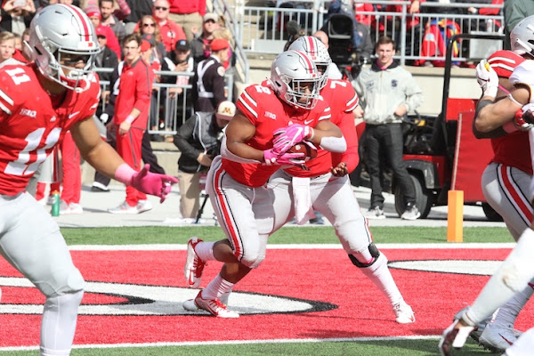 20e18642150 Urban Meyer Says Ohio State Needs to Do a Better Job Getting Athletes in  Space