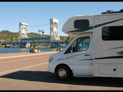 Rollin' On TV video: Touring the U.P. in a Jayco Melbourne, and a look at the Nissan TITAN XD