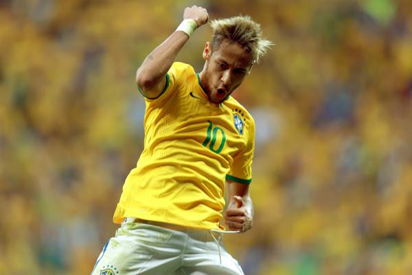 Neymar está em tratamento e será poupado dos treinamentos