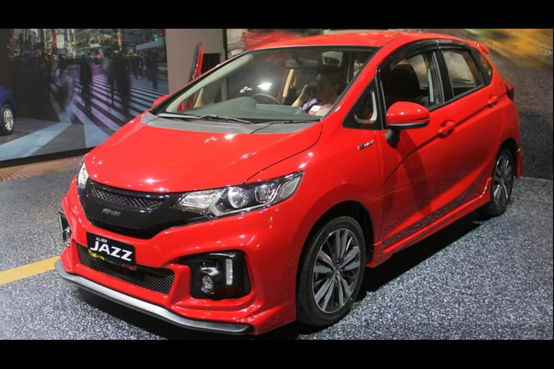 2015 model honda jazz philippines - YouTube