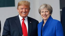 "President Trump criticized British Prime Minister Theresa May's handling of Brexit Thursday, telling The Sun newspaper that her plan was ""very unfortunate"" and would ""probably"" kill any possible trade deal between the U.S. and the U.K."