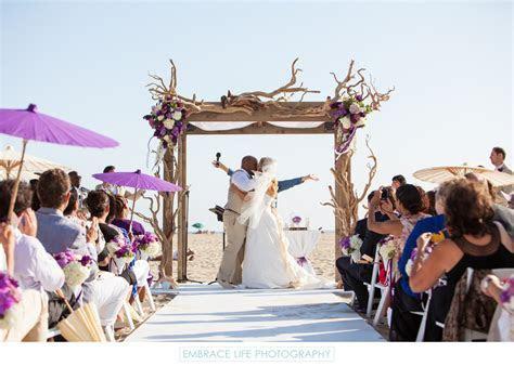 Loews Santa Monica Beach Hotel Wedding Photographer