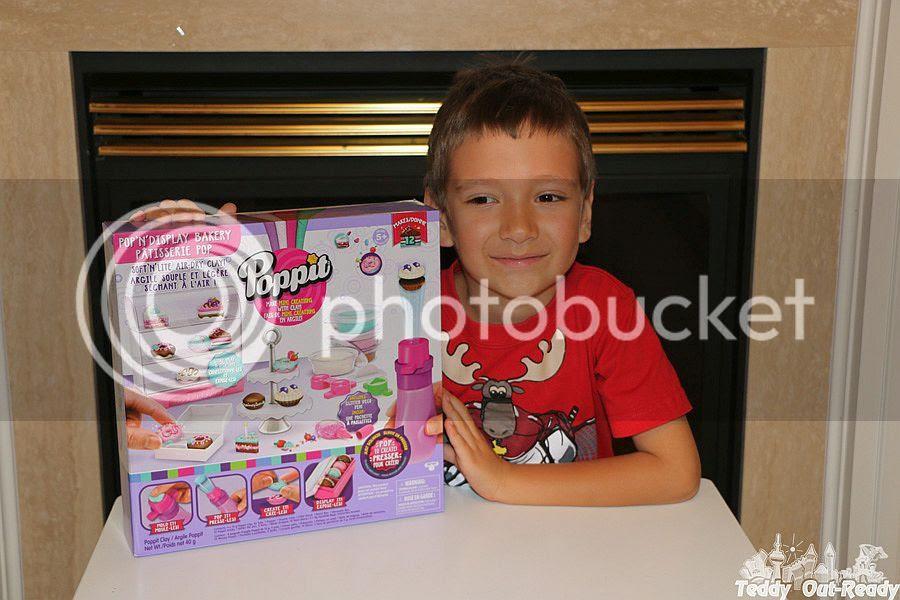 Poppit Mini Baker Set