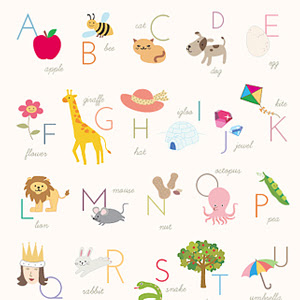 Printable Alphabets & Words Learning Activities - Mr Printables