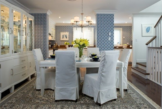 long skirt slip covers chairs for dining room