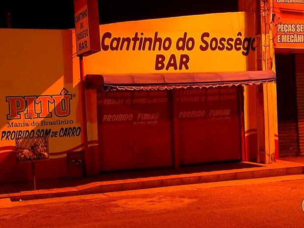 Bar fica na Av. Miguel Castro, no Bom Pastor (Foto: Reprodução/Inter TV Cabugi)