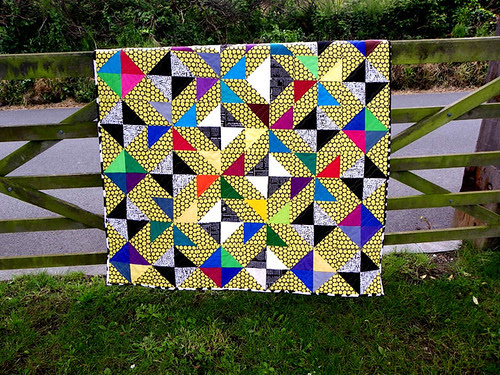 HST charity quilt