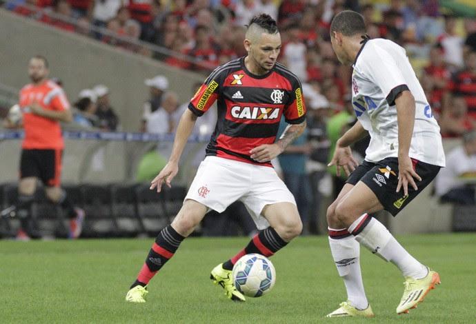 Pará Flamengo x Atlético-PR (Foto: Gilvan de Souza / Flamengo)
