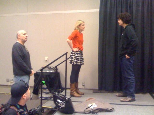 Jeffery Tambor Acting Workshop