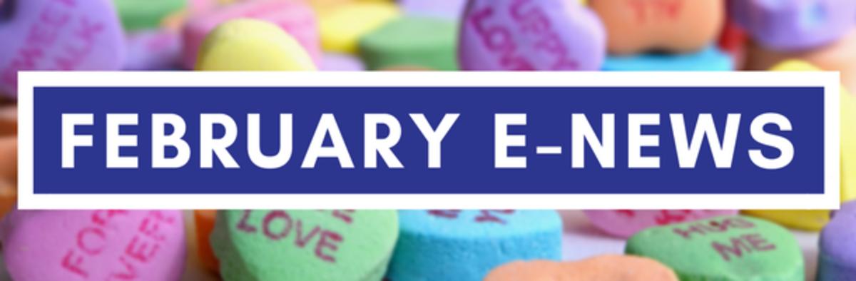 February e-news