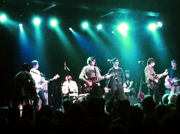 That Was The Show That Was:  Brian Jonestown Massacre | Wonder Ballroom, Portland, Ore. | 4 May