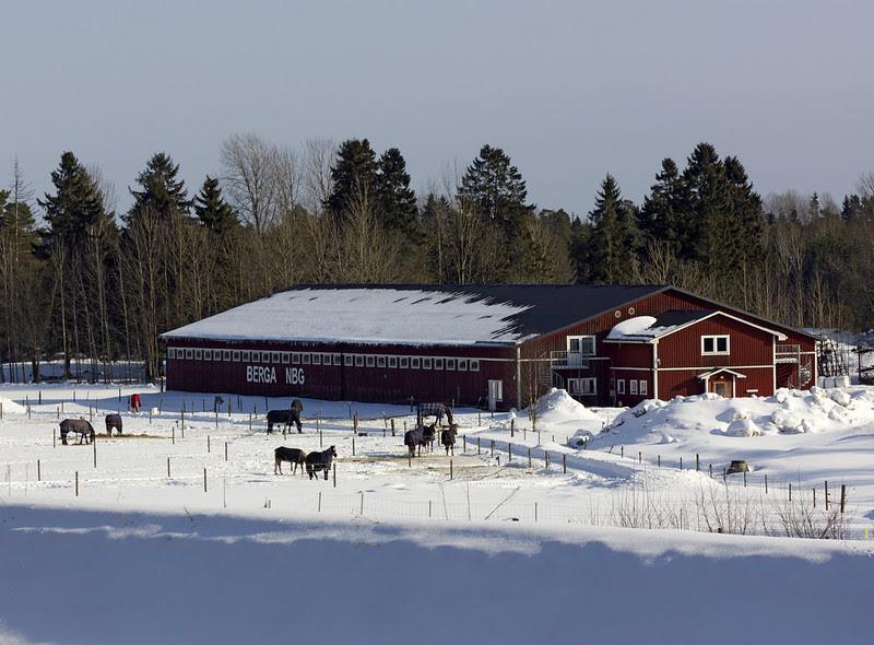 Berga Agricultural College