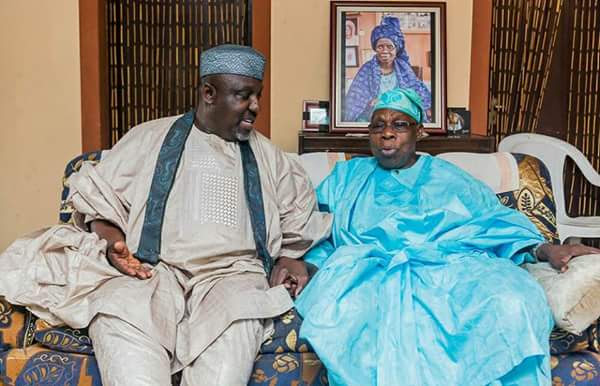 Obasanjo –Okorocha Gave Me The Worst Advice As President