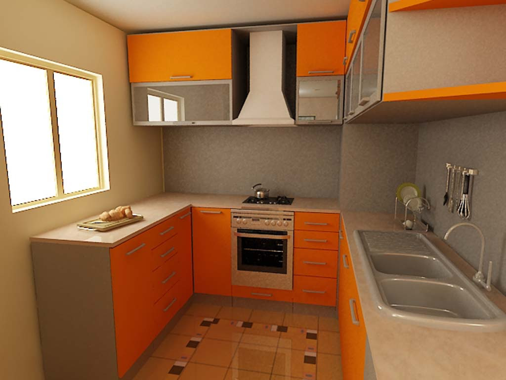 Small Kitchen Design Ideas are in this Neil Kelly story.