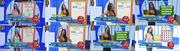 Diana Brites sensual a apresentar o programa Super Quiz