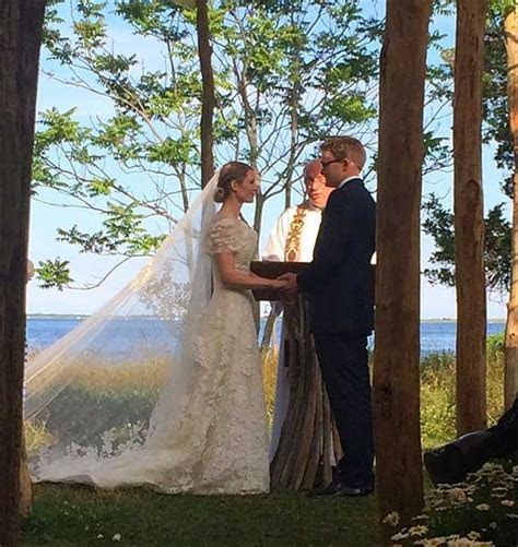 Anna Wintour's son ties the knot: Instagram diary of the