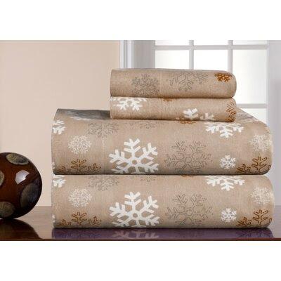 Flannel Sheets | Wayfair - Buy Flannel Sheets Online