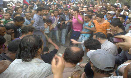 Egyptian mob attack on Shiite Muslim in Zawya Abu Muslam village. The current political situation inside the country is degenerating politically. by Pan-African News Wire File Photos
