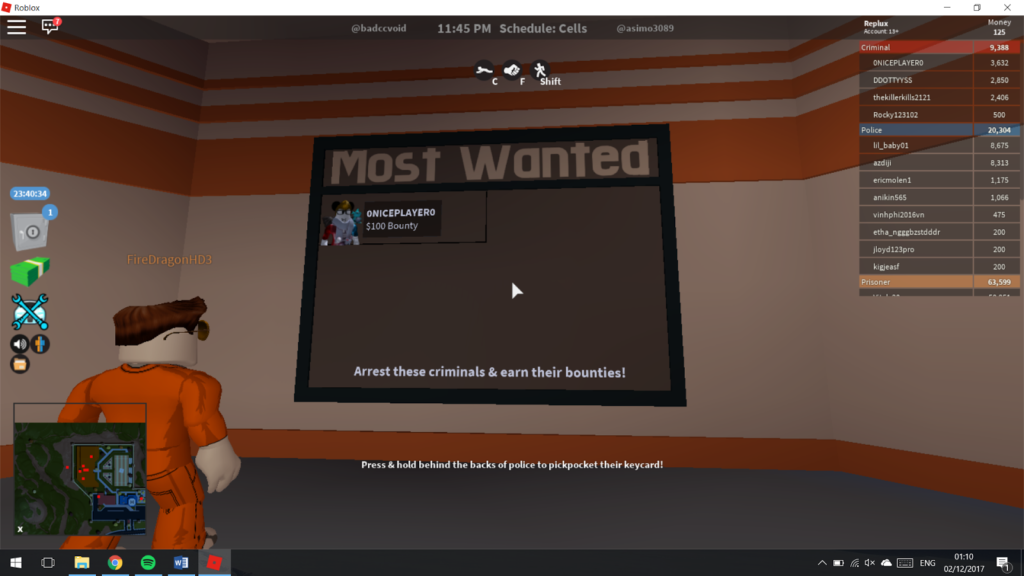 Roblox Songs Jail   Free Unlimited Robux 2019