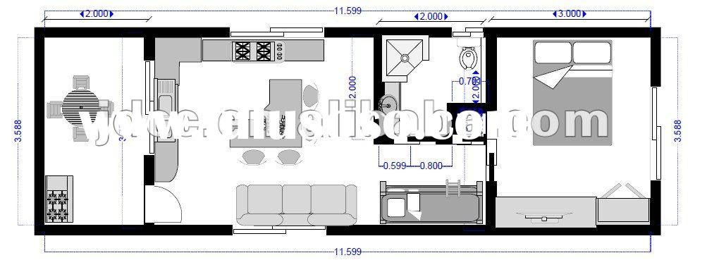Shipping container roof plans | Rezaz
