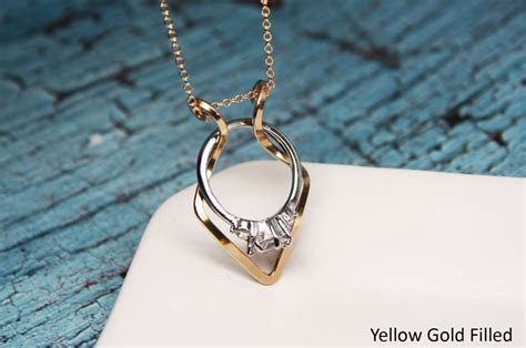 57 Ring Holder Necklace, Heart Ring Holder Necklace Images