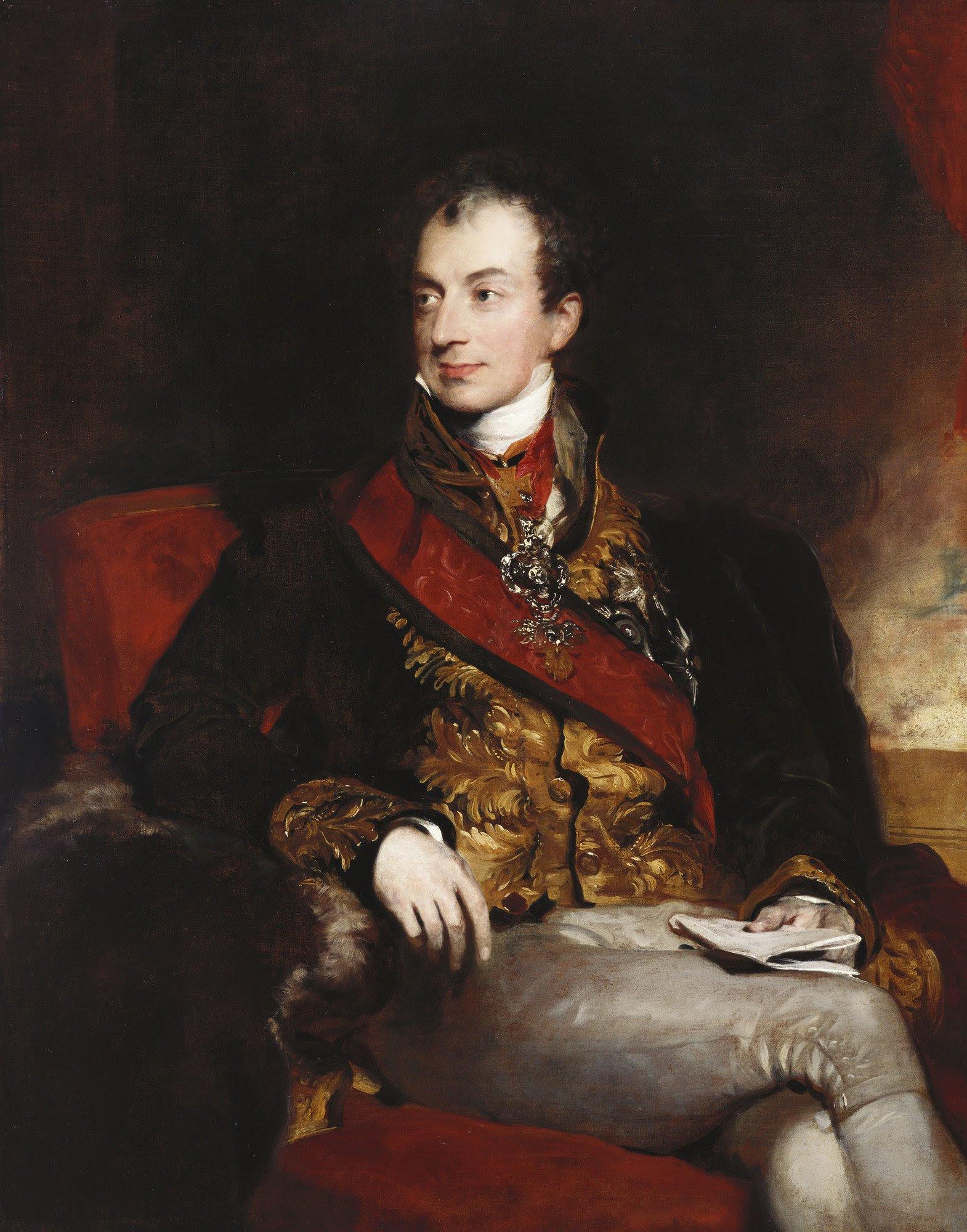 Thomas Lawrence: Klemens Wenzel von Metternich