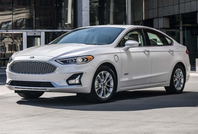Ford Fusion Energi (2019 facelift, second generation, USA ...