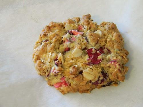 Fresh-Frozen Cranberry Cookies