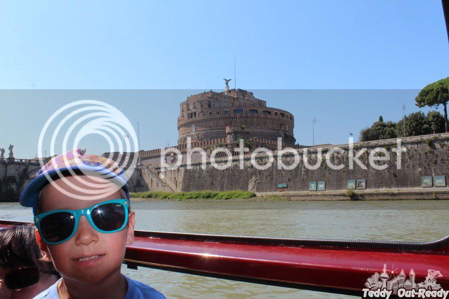 Boat Tour Rome