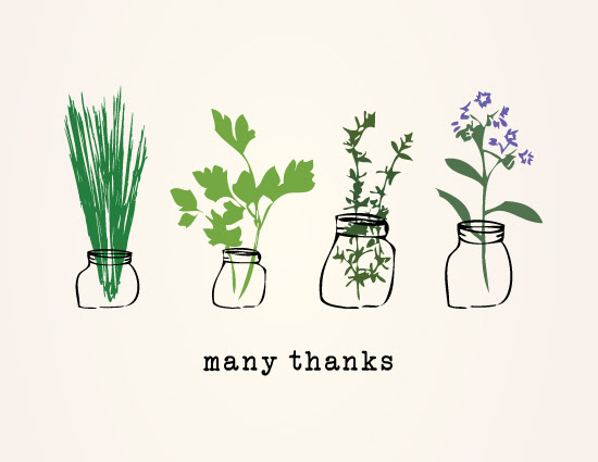 thank you cards - Th