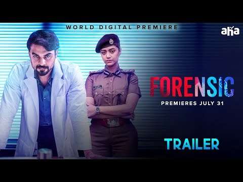 Forensic Telugu Movie Trailer