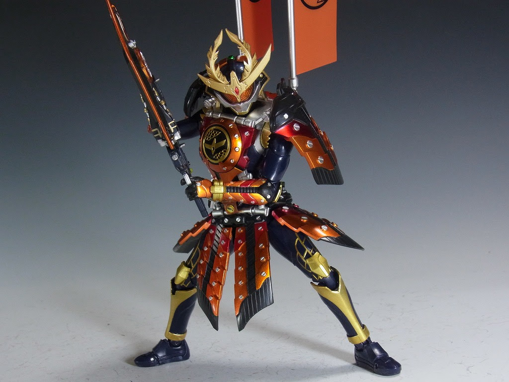 S H Figuarts 仮面ライダー鎧武 カチドキアームズ レビュー それは
